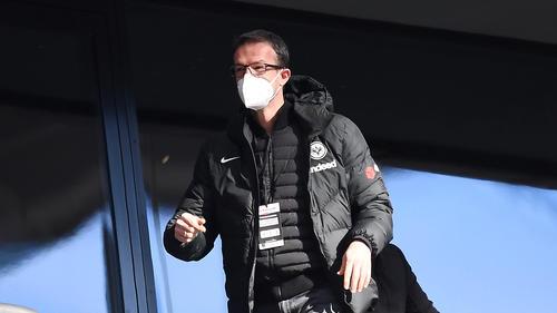 Hertha BSC hat Interesse an Fredi Bobic von Eintracht Frankfurt bekundet