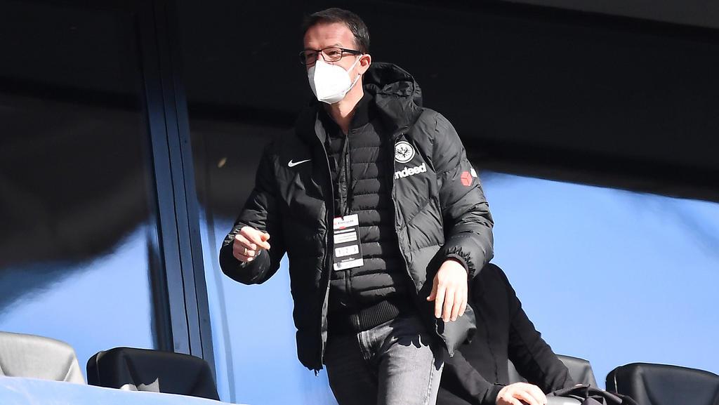 Fredi Bobic steht vor einem Wechsel von Eintracht Frankfurt zu Hertha BSC