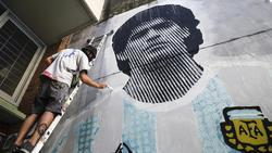 Diego Maradona verstarb im vergangenen Jahr