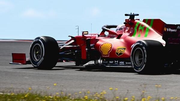 Charles Leclerc hofft auf ereignisreiche Sprintrennen in der Formel 1