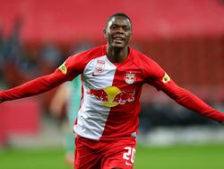 Patson Daka, Spieler der Bundesligasaison 2020/21