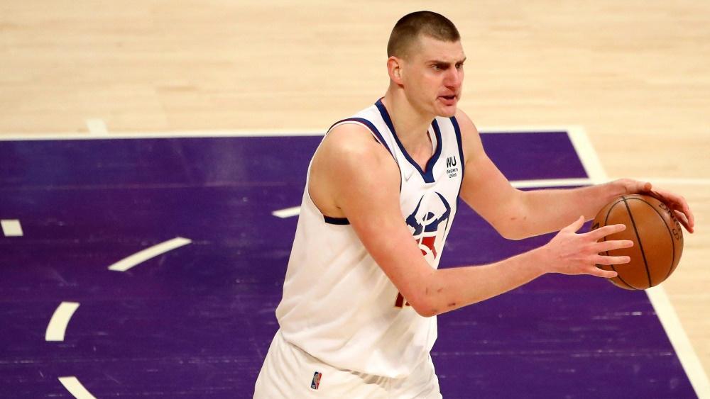 Nikola Jokics 24 Punkte reichten nicht aus für die Denver Nuggets