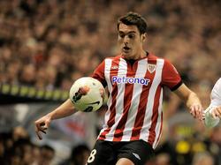 Athletic Bilbao hat den auslaufenden Vertrag von Ibai Gómez bis 2017 verlängert