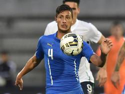Rolando Mandragora con Italia Sub-21. (Foto: Getty)