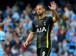 Roberto Soldado steht vor einem Abschied aus Tottenham