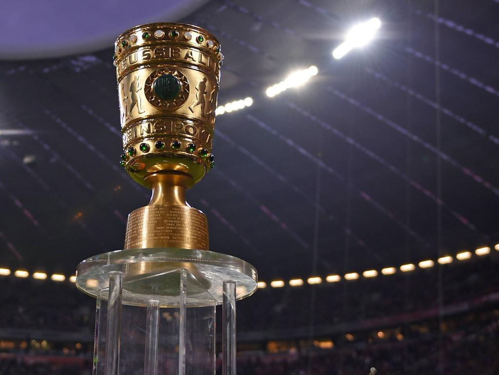 David gegen Goliath: Wer scheitert im DFB-Pokal?