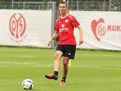 Niko Bungert ist neuer Kapitän beim FSV Mainz 05