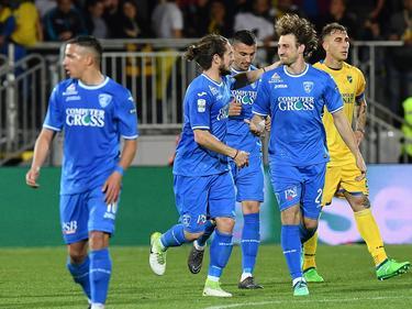 El Empoli vuelve a la Serie A con mucha ilusión. (Foto: Imago)