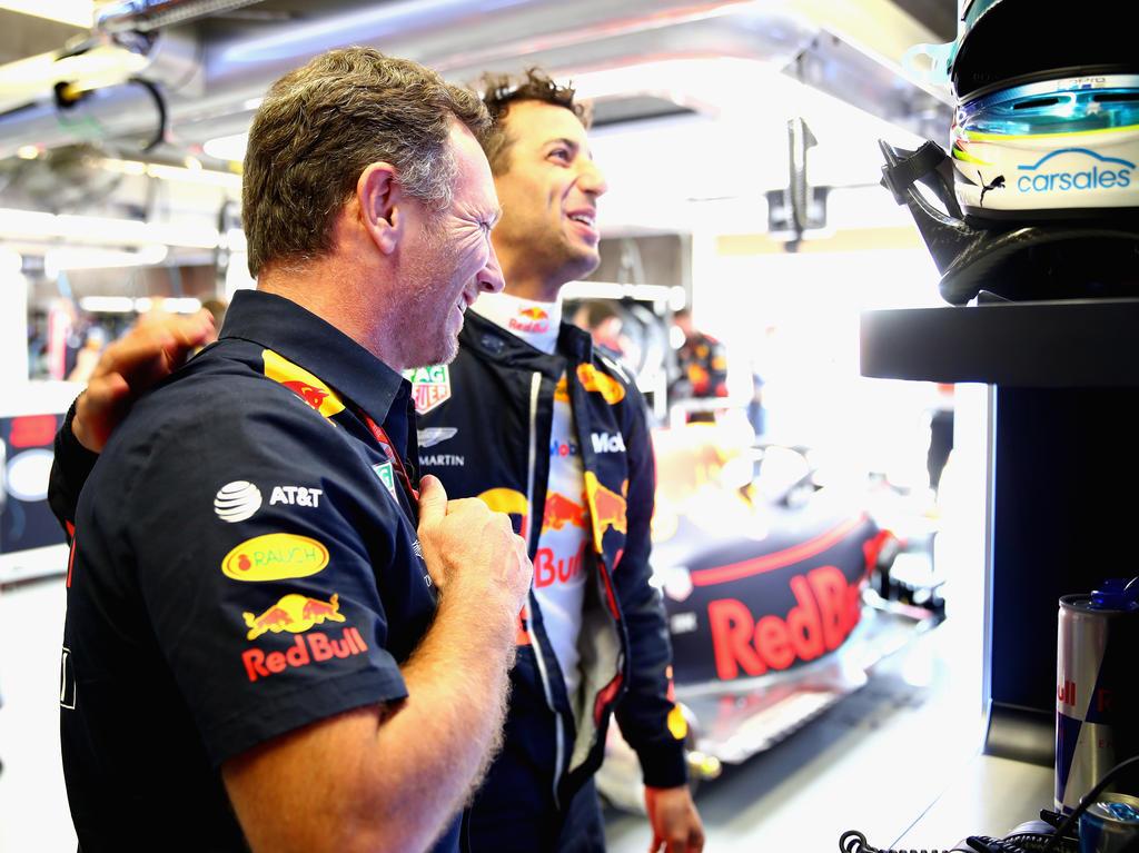 Christian Horner sieht Fortschritte bei Red Bull