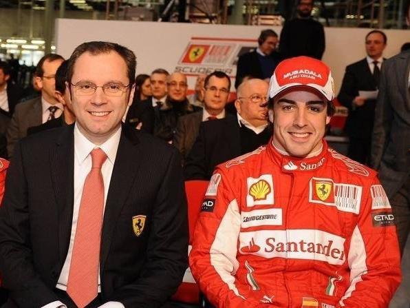 Stefano Domenicali hätte Fernando Alonso nicht nach Le Mans geschickt