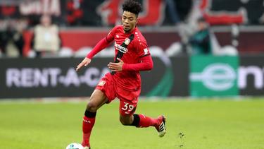 Benjamin Henrichs könnte in die Ligue 1 wechseln
