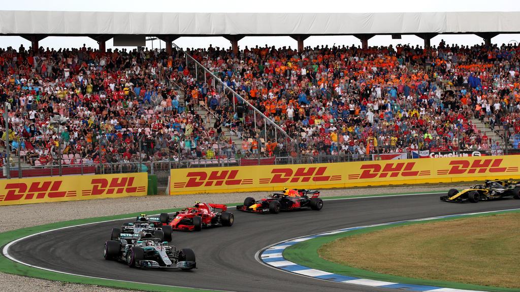 Gibt's auch 2019 wieder Formel-1-Spektakel auf dem Hockenheimring?