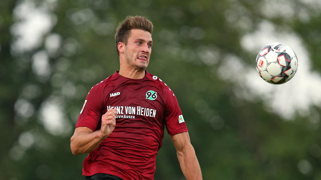 Hendrik Weydandt ist der neue Shooting-Star bei Hannover 96