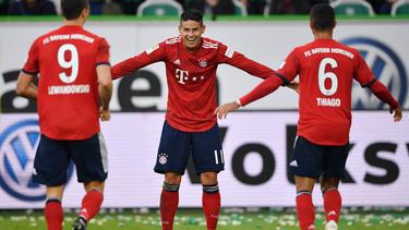 El Bayern de Múnich no está cuajando su mejor ejercicio. (Foto: Getty)