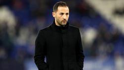 Domenico Tedesco hat Ralf Fährmann beim FC Schalke 04 degradiert