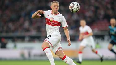 Andreas Beck kämpft mit dem VfB Stuttgart um den Klassenerhalt