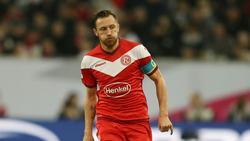 Adam Bodzek fällt gegen Bayern München aus
