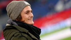 Wünscht den deutschen Fußballerinnen bei der WM viel Glück: Die ehemalige Nationaltorhüterin Nadine Angerer