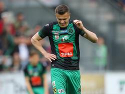 Zlatko Dedič und Wacker Innsbruck müssen nach einer Saison im Oberhaus wieder runter