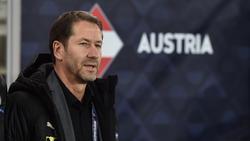 Hat sein Team nach der blamablen Pleite gegen Lettland scharf kritisiert: Franco Foda