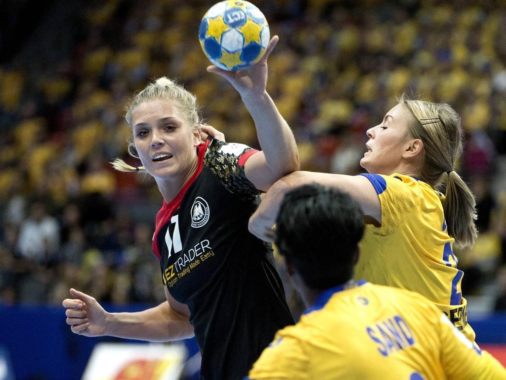 Dhb Damen Putzen Schweden Und Hoffen