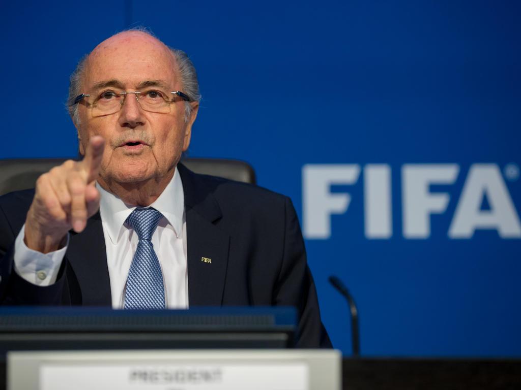 Sepp Blatter kritisiert seinen Nachfolger Infantino