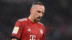 Schließt sich Franck Ribéry dem FC Everton an?