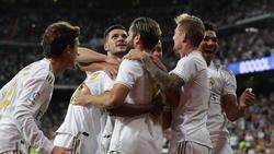 El conjunto blanco necesita su primera victoria en Europa.