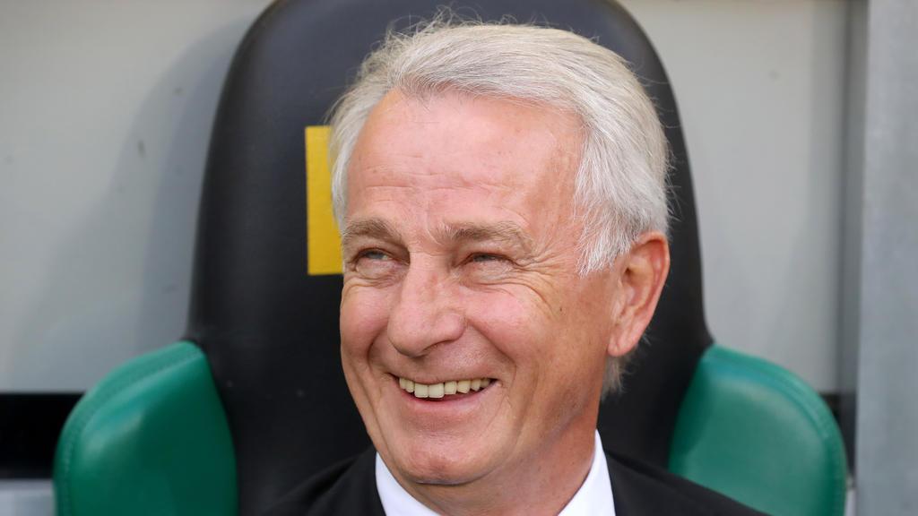 Rainer Bonhof genießt die aktuelle Situation bei Borussia Mönchengladbach