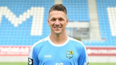 Daniel Frahn hat weiterhin ein Arbeitsverhältnis in Chemnitz