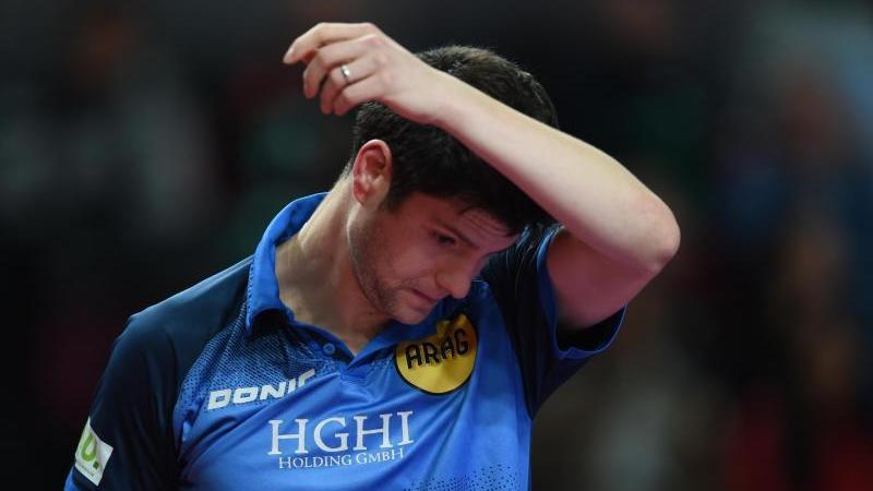 Schied bei den Tour Finals aus: Dimitrij Ovtcharov