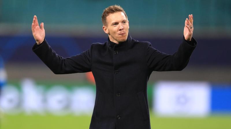 Leipzig-Trainer Julian Nagelsmann wirbt für mehr Outings im Profi-Fußball