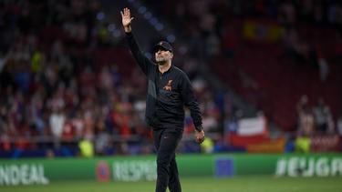 Jürgen Klopp ist mit dem FC Liverpool weiter ungeschlagen