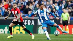 Raúl de Tomás también marcó en su segundo partido con el Espanyol.