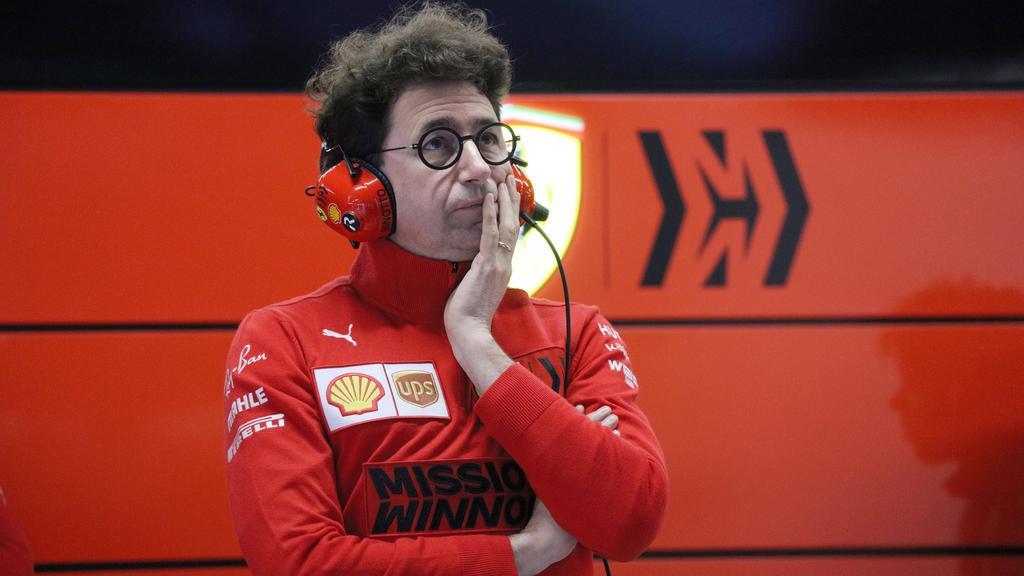 Mattia Binotto hat seine eigenen Antworten auf die Mercedes-Aussagen