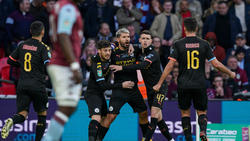 Manchester City gewinnt den zweiten Titel in dieser Saison
