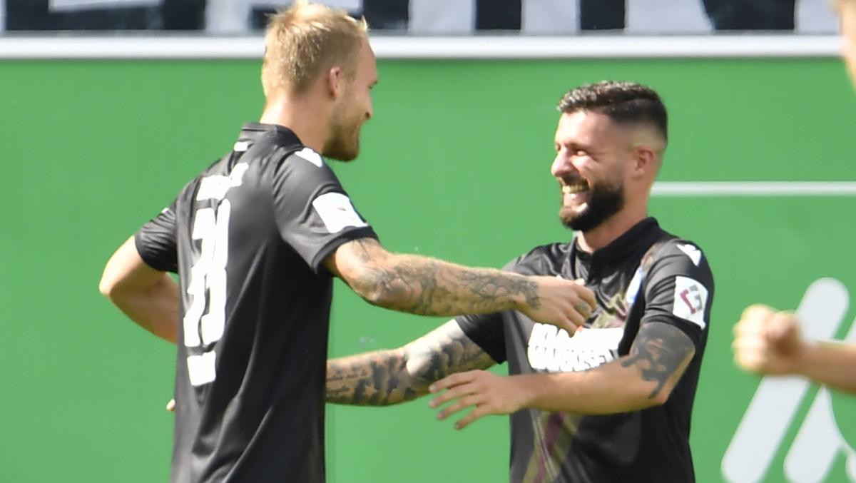 KSC bleibt in der 2. Bundesliga