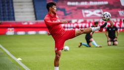 Hee-Chan Hwang will bei RB Leipzig seinen eigenen Weg gehen