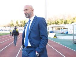 Ranko Popović beim Ligaauftakt im Februar gegen Ventforet Kofu