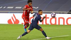 Kingsley Coman spielt seit 2015 beim FC Bayern