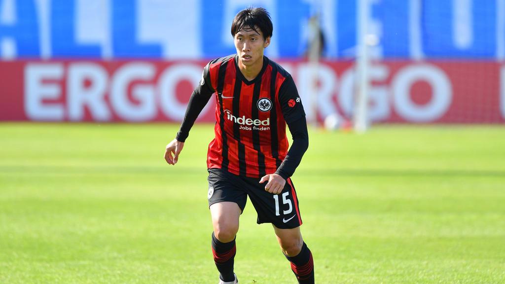 Daichi Kamada verlängert bei der Eintracht