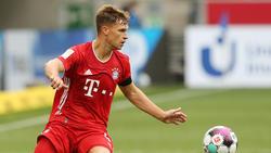 Matchwinner des FC Bayern gegen den BVB: Joshua Kimmich
