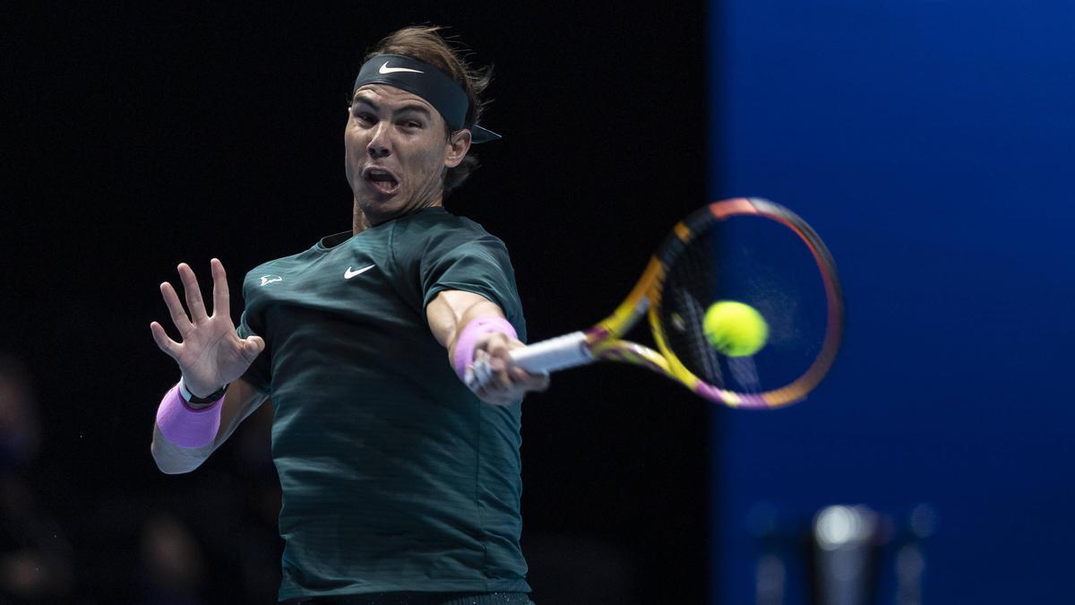 Nadal steht im Halbfinale der ATP Finals