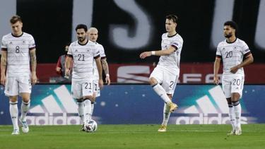 Das DFB-Team unterlag Spanien in der Nations League mit 0:6. Foto