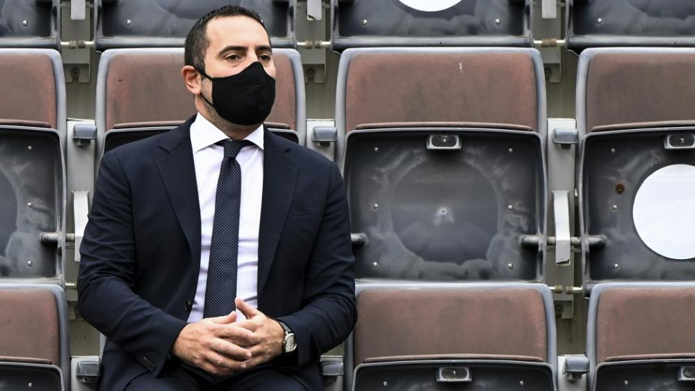 Klare Ansage von Italiens Sportminister Vincenzo Spadafora