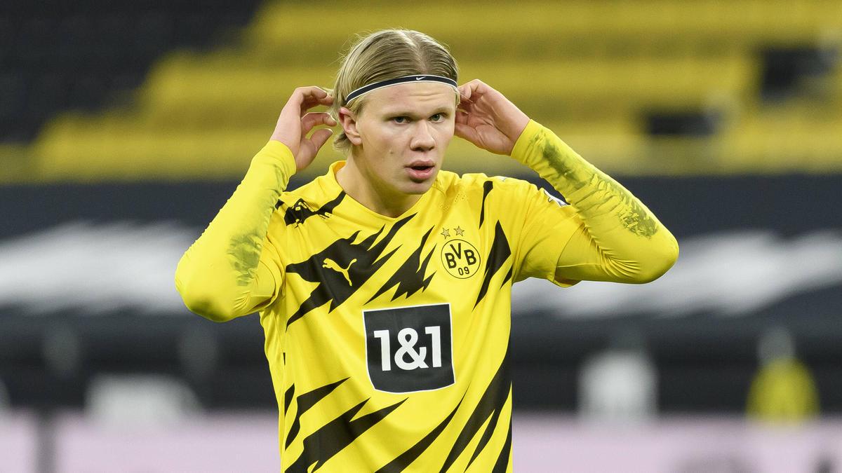 Verlässt Erling Haaland den BVB bald schon wieder?