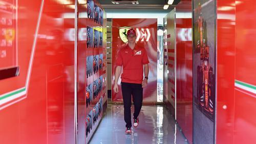 Mick Schumacher bekomme weibliche Verstärkung in Ferrari-Academy