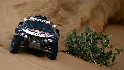 Am Freitag geht die 43. Rallye Dakar zu Ende