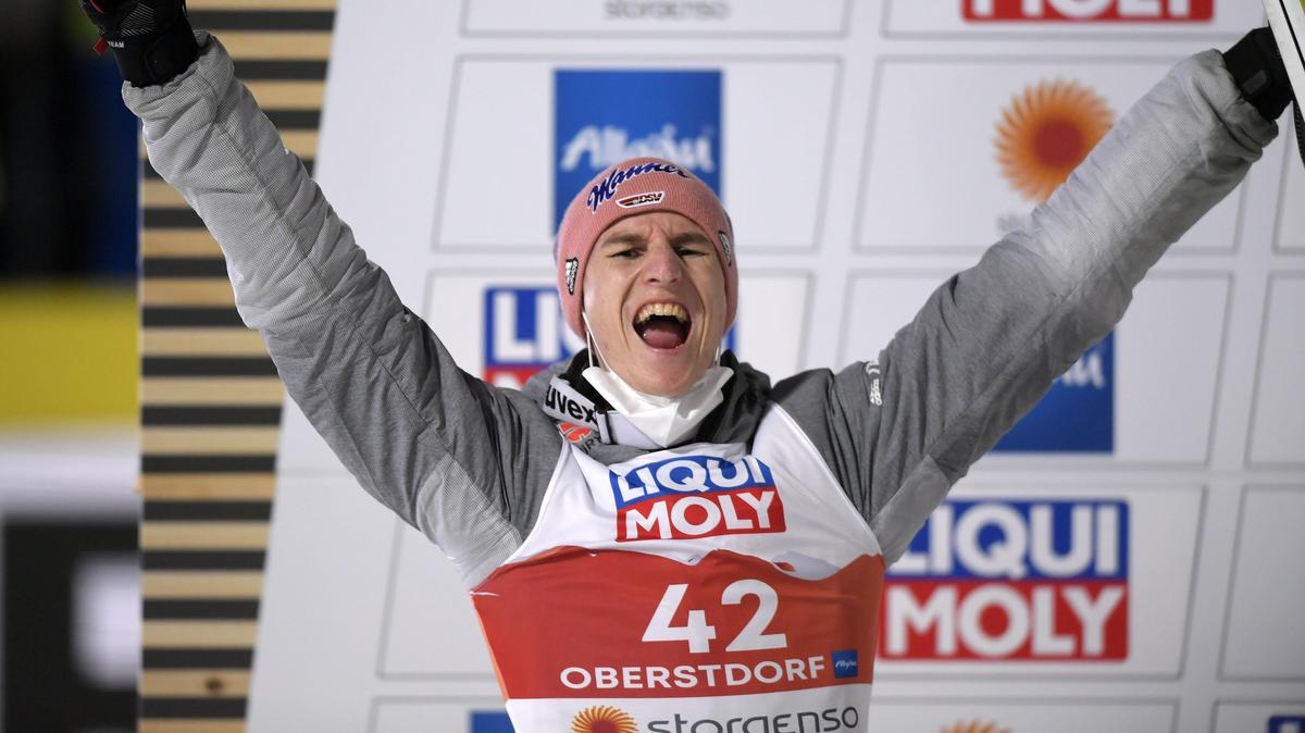 Geiger gewann sensationell WM-Silber