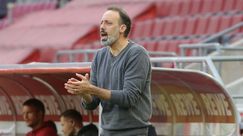 Pellegrino Matarazzo warnte den VfB Stuttgart vor dem FC Schalke 04